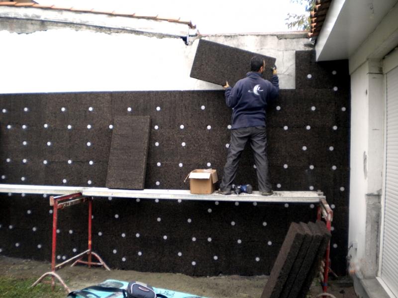 toulouse 31 isolation thermique par l 39 ext ieur en li ge expans. Black Bedroom Furniture Sets. Home Design Ideas